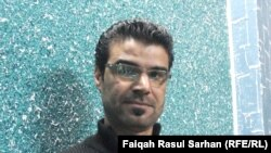 الشاعر والكاتب فاضل عباس