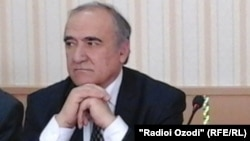 Қосимшоҳ Искандаров