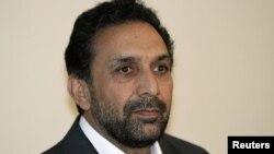 احمد ضیا مسعود نماینده فوق العاده رئیس جمهور در امور اصلاحات و حکومت داری خوب