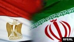 Flamuri i Iranit dhe ai Egjiptit
