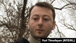 Ингушский оппозиционный политик Магомед Хазбиев.
