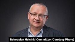 Олег Гулак, председатель Белорусского Хельсинкского комитета