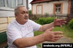 Сяргей Падалінскі, сын лясьнічага Васіля