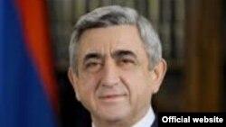 Serzh Sargisian.