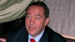 Former Russian Media Minister Mikhail Lesin (photo: April 2006)
