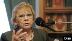 Мариэтта Чудакова. 2011