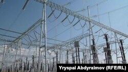 """Датка"" подстанциясы, Жалал-Абад, 3-июль, 2013."