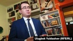 Саиднўмон Мансуров - ваколатхона янги раҳбари