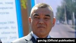 Экс-гендиректор ОАО «Электрические станции» Салайдин Авазов, архивное фото.