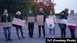Акция против изменения климата, Петрозаводск