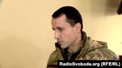 Олексій Мохорт, прокурор військової прокуратури сил АТО