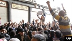Syria was swept by a wave of pro-reform protests in March 2011.