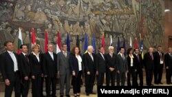 Strategia Dunării - proiect ce urmează să fie adoptat în cursul președinției maghiare a UE