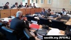 БУУнун адам укуктары боюнча комитети өзбекстандык делегациянын отчетун угууда
