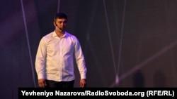 Віцепрем'єр-міністр Михайло Федоров під час презентації «цифрової держави». Запоріжжя, 27 вересня 2019 року