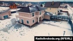 Будинок матері Миколи Лиська під Києвом