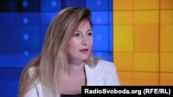 Первый заместитель министра иностранных дел Украины Эмине Джеппар