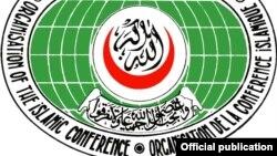 Логотип Организации исламского сотрудничества.