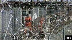 Тюрьма Гуантанамо.