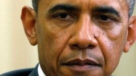 АҚШ президенті Барак Обама. Вашингтон, 20 маусым 2014 жыл.
