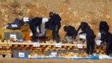 إتلاف وإحراق مخدرات صودرت في كردستان العراق - أربيل 30 تشرين الأول 2013