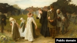 Фрэнк Гол, «Яе першынец» (1876)