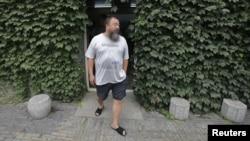 Artisti kinez dhe disidenti Ai Weiwei
