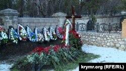 Місце ймовірного поховання Віктора Януковича-молодшого