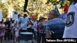 Moldovada sentyabr aksiyaları