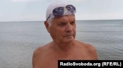 Відпочивальник з Сєвєродонецька