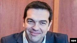 Алексис Ципрас, премьер-министр Греции