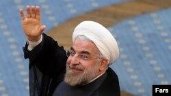 Iran's President-elect, Hassan Rohani