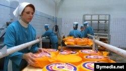 Сырны завод у Слуцку