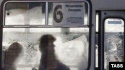 В центральноевропейской части России установились сильные морозы