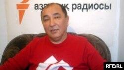 Махмуд Сарбас, казах из Швеции. Алматы, 17 февраля 2009 года.