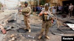 طی روزهای گذشته دهها نفر در انفجارها و حملات در عراق جان خود را از دست دادهاند