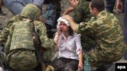 После теракта в Беслане