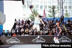 Вікторія Кондусь – бронзова призерка чемпіонату світу U23 з баскетболу 3×3