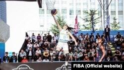 Жіноча збірна України U23 з баскетболу 3х3 на чемпіонаті світу