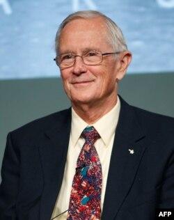 Charles Duke in 2009