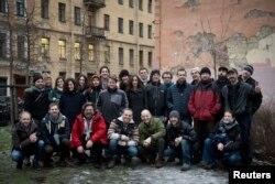 """Активисты """"Гринпис"""" и члены экипажа судна Arctic Sunrise на свободе"""