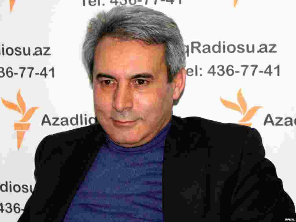 """AzadlıqRadiosunun """"İşdən Sonra"""" programının qonağı Elton Quliyev"""