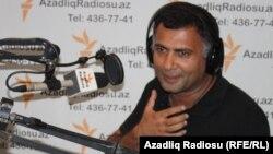 İlqar Cahangirov Azadlıq Radiosunda