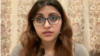 Pashtun rights activist Gulalai Ismail speaks in a video message to RFE/RL's Afghan Service, Radio Azadi, about the Pashtun Protection Movement.