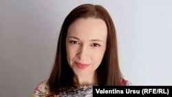 """Angela Grămadă, preşedinta Asociaţiei """"Experţi pentru securitate şi afaceri mondiale"""""""