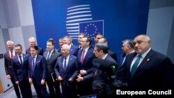 Президентите и премиерите на страните, настояващи за повече пари за общи политики