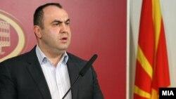 Вицепремиерот за економски прашања Владимир Пешевски