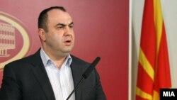 Вицепремиер за економски прашања Владимир Пешевски