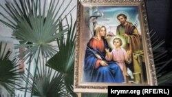 В костеле Севастополя