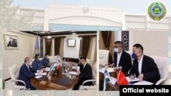 Фото с сайта ГУВД Ташкента.